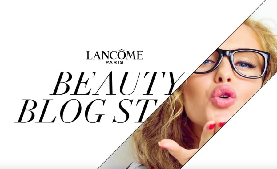 Lancôme-Beauty-Blog-Star