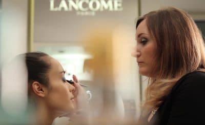 Lancôme & Christine Valeska