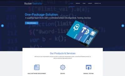 Rocket-Testtailor